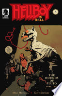 Hellboy In Hell #8 : part 2 of 2 a mummified cat, a...