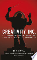 Creativity, Inc. To Make The World S First