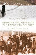 download ebook genocide and gender in the twentieth century pdf epub