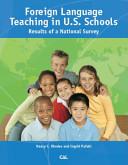 Foreign Language Teaching in U S  Schools