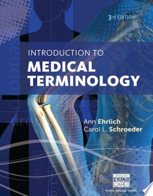 Introduction to Medical Terminology - ISBN:9781133951742