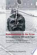 Kommunismus in der Krise