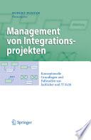 Management von Integrationsprojekten
