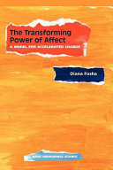The Transforming Power of Affect