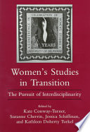 Women s Studies in Transition