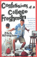 Confessions of a College Freshman