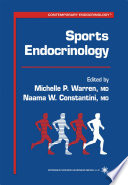 Sports Endocrinology : of the suprarenal bodies injected...