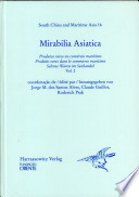 Mirabilia Asiatica