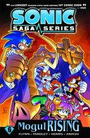 Sonic Saga Series 7: The Dark Mirror : invasion, while dr. eggman allies with metal...