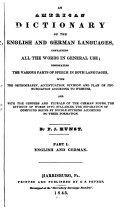download ebook amerikanisches wörterbuch der englischen und deutschen sprache pdf epub