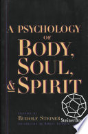 A Psychology of Body  Soul   Spirit