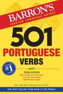 501 Portuguese Verbs Book