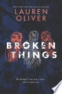 Broken Things Book PDF