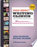 High Impact Writing Clinics