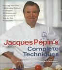 Jacques Pepin S Complete Techniques