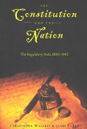 The Constitution and the Nation