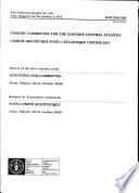 Rapport de la Première Session Du Sous-comité Scientifique, Abuja, Nigéria, 30-31 Octobre 2000