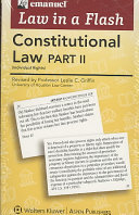 Law in a Flash Constitutional Law