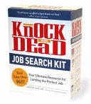 Knock  em Dead Job Search Kit