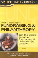Vault Career Guide to Fundraising   Philanthropy