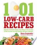 1 001 Low Carb Recipes