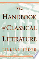 The Handbook of Classical Literature