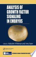 Analysis of Growth Factor Signaling in Embryos