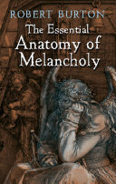 download ebook the essential anatomy of melancholy pdf epub