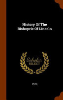 History of the Bishopric of Lincoln