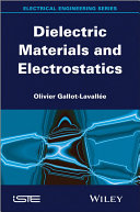 download ebook dielectric materials and electrostatics pdf epub