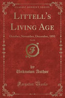 Ebook Littell's Living Age, Vol. 84 Epub N.A Apps Read Mobile