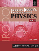 Solutions To Irodov S Problems In General Physics Vol Ii 3rd Ed