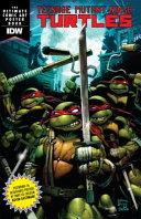 Teenage Mutant Ninja Turtles Comic Art Poster Book