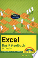 Excel - Das Rätselbuch