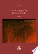 250 microsaggi sulla Divina Commedia  Inferno