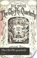 The Chi Phi Quarterly