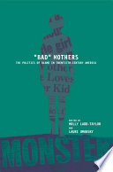 Bad Mothers book