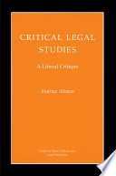 Critical Legal Studies