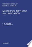 Multi Level Methods in Lubrication