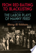 From Red baiting to Blacklisting Book PDF