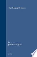 The Sanskrit Epics