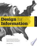 illustration Design for Information, An Introduction to the Histories, Theories, and Best Practices Behind Effective Information Visualizations