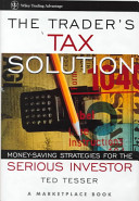 The Trader s Tax Solution