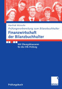 Finanzwirtschaft der Bilanzbuchhalter