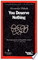 You Deserve Nothing Book PDF