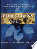 Functions of Type: Activities to Develop the Eight Jungian Functions
