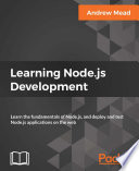 Learning Node Js Development