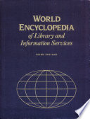 World Encyclopedia of Library and Information Services