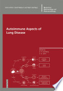 Autoimmune Aspects Of Lung Disease book
