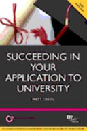 Succeeding in your Application to University